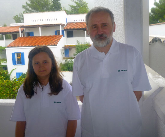Julia Antolak , Witalis Sapis