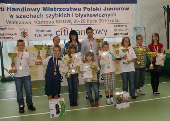 Medaliści